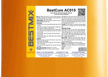 PHỤ GIA BÊ TÔNG - XI MĂNG BestCure AC015